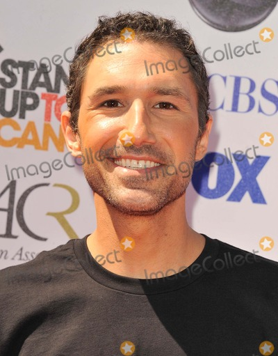 Ethan Zohn Photo - Ethan Zohn attending the Third Annual Stand Up to Cancer Held at the Shrine Auditorium in Los Angeles, California on September 7,2012 Photo by: D. Long- Globe Photos Inc.