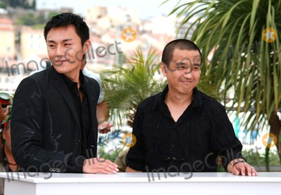 "Lou Ye, Qin Hao, YES Photo - Qin Hao & Lou Ye Actor & Director ""Spring Fever"" Photo Call at the 2009 Cannes Film Festival at Palais Des Festival Cannes, France 05-14-2009 Photo by David Gadd Allstar--Globe Photos, Inc. 2009"