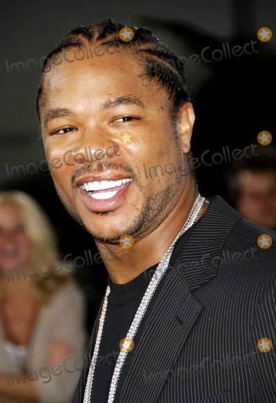 """Alvin """"Xzibit"""" Joiner, Alvin 'Xzibit' Joiner, Alvin Xzibit Joiner, Xzibit, Grauman's Chinese Theatre Photo - Alvin 'Xzibit' Joiner During the Premiere of the New Movie From Columbia Pictures' Gridiron Gang, Held at Grauman's Chinese Theatre, on September 5, 2006, in Los Angeles. Photo: Michael Germana-Globe Photos,inc."""
