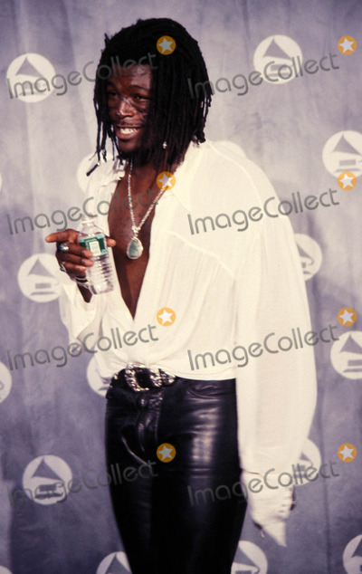Seal, Grammy Awards Photo - 34th Annual Grammy Awards 02-25-1992 Seal Photo by Adam Scull-Globe Photos