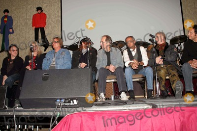 Beatles, Andrew Loog Oldham, Billy J Kramer, Billy J. Kramer, Chris Montez, Denny Laine, Denny Seiwell, Mark Hudson, Spencer Davis Photo - The first day of the 36TH Annual Fest for Beatle Fans draws fans, and celebrity guests for an evening of music, memorabilia and memories at  the Crown Plaza Meadowlands Hotel New Jersey 03-26-2010 Photos by Rick Mackler Rangefinder-Globe Photos Inc.2010 DENNY SEIWELL, DENNY LAINE, CHRIS O'DELL, BILLY J. KRAMER, MARK HUDSON, SPENCER DAVIS, BRETT HUDSON, ANDREW LOOG OLDHAM, CHRIS MONTEZK64538RM