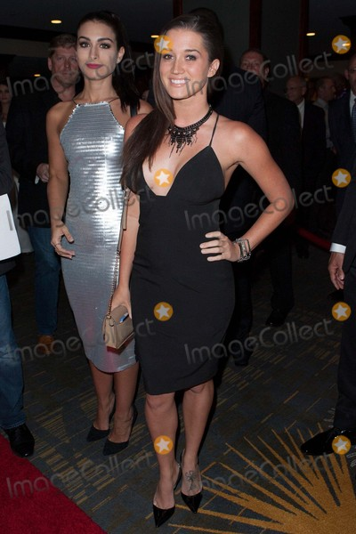 Jade Roper, Ashley Iaconetti Photo - Ashley Iaconetti ; Jade Roper Attend 15th Annual Harold & Carole Pump Foundation Gala on August 7th, 2015. at the Hyatt Regency Century Plaza in Century City,california.usa. Photo:leopold/Globephotos