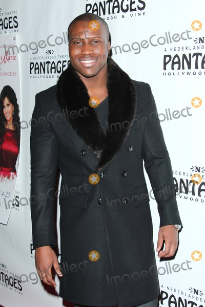 Amadou Ly, Teairra Marí Photo - Amadou Ly attends Donnie & Marie Christmas in Los Angeles on 4th December 2012 at the Pantages Theatre,los Angeles,ca.usa.photo: Tleopold/Globephotos