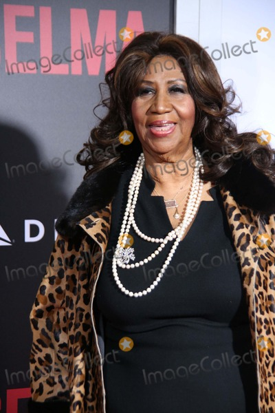 "Aretha Franklin Photo - The New York Premiere of ""Selma"" the Ziegfeld Theater, NYC December 14, 2014 Photos by Sonia Moskowitz, Globe Photos Inc 2014 Aretha Franklin"