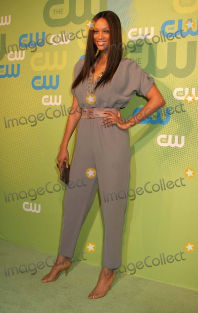 Tyra Banks Photo - 'Melrose Place' at the Cw Upfront 2009 Madison Square Garden, Newyork City 05-21-2009 Photo by Paul Schmulbach-Globe Photos, Inc. Tyra Banks