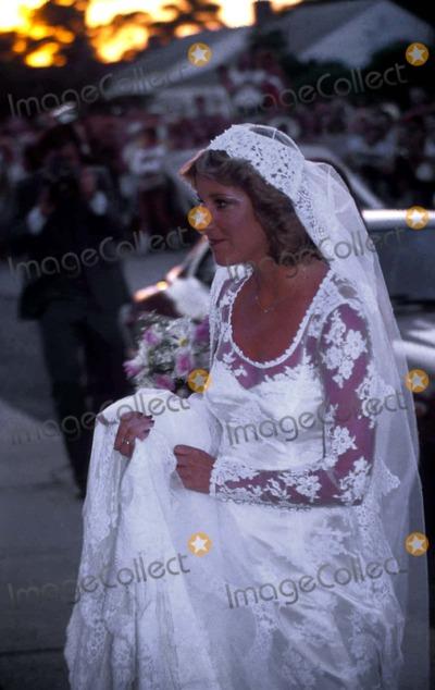 Chris Evert, John Lloyd Photo - 1979 Chris Evert Wedding to John Lloyd Photo by Globe Photos