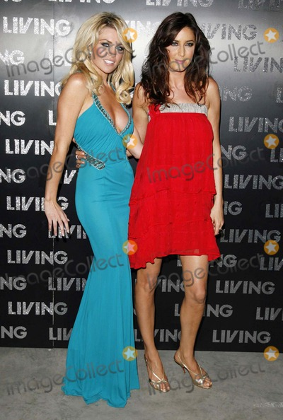 Abigail Clancy, Lisa Snowdon Photo - Living 2007 Summer Schedule Launch-arrivals-z Rooms, Brick Lane, London, United Kingdom 05-10-2007 Photo by Mark Chilton-richfoto-Globe Photos,inc Abigail Clancy and Lisa Snowdon