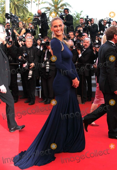 """Bar Refaeli Photo - Model Bar Refaeli attends the Premiere of """"the Beaver"""" at the 64th Cannes International Film Festival at Palais Des Festivals in Cannes, France, on 17 May 2011. photo: Alec Michael"""