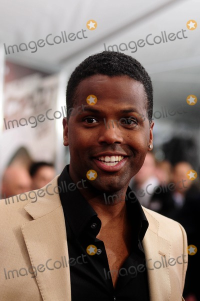 """AJ Calloway, A.J. Calloway Photo - The World Premiere of """"Cop Out"""" at Amc Loews Lincoln Square in New York City on 02-22-2010. Photo by Ken Babolcsay - Ipol-Globe Photo 2010 A.j. Calloway"""