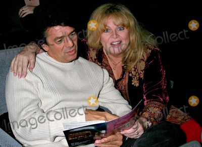 """Sally Struthers, Adrian Zmed, Sam Shepard Photo - ***exclusive**sally Struthers and Friends at the Opening of Sam Shepard's New Play """"October Moon"""" Complex Theatre, Hollywood, CA 10/21/2004 Photo by Clinton H. Wallace/ipol/Globe Photos Inc. 2004 Sally Struthers and Adrian Zmed"""