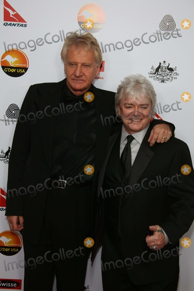 """Air Supply, Graham Russell, Russell Hitchcock Photo - Musicians Russell Hitchcock (L) and Graham Russell of the Band """"Air Supply"""" Attend the G'day USA Los Angeles Black Tie Gala at Hotel Jw Marriott in Los Angeles, USA, on 12 January 2013. Photo: Alec Michael Photos by Alec Michael-Globe Photos Inc"""