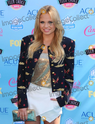 Ali Simpson Photo - Ali Simpson attending the 2013 Teen Choice Awards - Arrivals Held at the Gibson Amphitheatre in Universal City, California on August 11, 2013 Photo by: D. Long- Globe Photos Inc.