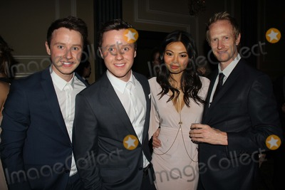 """Audrey Hepburn, Darren Darnborough, Teairra Marí Photo - Dream Builders Project Presents the 2nd Annual """"a Brighter Future For Children"""" to Benefit the Audrey Hepburn Cares Center at Children's Hospital Los Angeles Taglyan Cultural Complex, Hollywood, CA 03/05/2015 Darren Darnborough and Mary Tran Clinton H. Wallace/ipol/Globe Photos"""