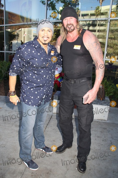 Rusty Coones, Benny Nieves Photo - Sons of Anarchy Castmembers Visit Children's Hospital Los Angeles at the 6th Annual Celebrity Blood Drive Children's Hospital Los Angeles, Hollywood, CA 12/06/2014 Benny Nieves and Rusty Coones Clinton H. Wallace/photomundo/Globe Photos Inc