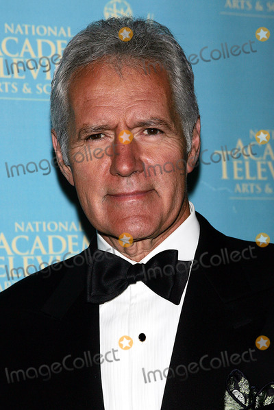 Alex Trebek Photo - Alex Trebek Arrives For the Creative Arts & Entertainment Emmy Awards at Rose Hall at Time Warner Center in New York on June 13, 2008. Photo by Terry Gatanis/Globe Photos, Inc.