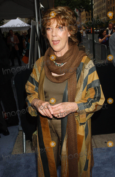 """Eileen Atkins Photo - """"Evening"""" Premiere. Clearview Chelsea West , New York City 06-11-2007 Photo by Ken Babolcsay-ipol-Globe Photos, Inc. 2007 Eileen Atkins"""