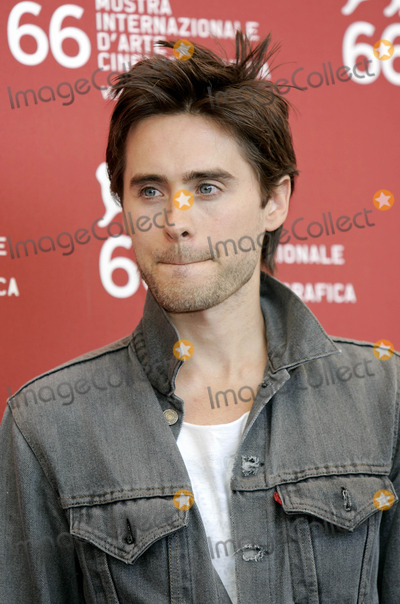 "Jared Leto Photo - Jared Leto ""Mr. Nobody"" Photocall 66th Venice Film Festival in Venice, Italy 09-11-2009 Photo by Roger Harvey-Globe Photos, Inc."