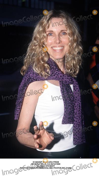 Alanna Stewart Photo - :mascara Prem Beverly Hills, CA 05/12/1999 Alanna Stewart Photo by Nina Prommer/Globe Photos,inc.