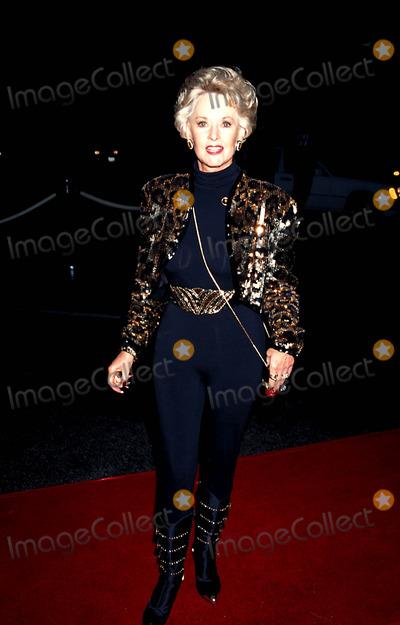"Tippi Hedren Photo - ""Humane For Hollywood"" Benefit For Shambala. Tippi Hedren Photo: Fitzroy Barrett - Globe Photos Inc 1995 Tippihedrenretro"
