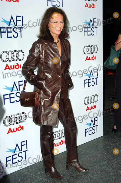 Jacqueline Bisset, Grauman's Chinese Theatre Photo - Jacqueline Bisset During the 2008 Afi Fest Centerpiece Gala Screening of Che, Held at Grauman's Chinese Theatre, on November 1, 2008, in Los Angeles. Photo: Jenny Bierlich - Globe Photos