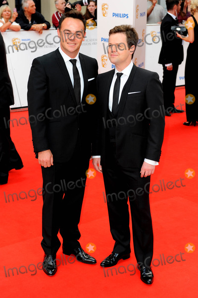 Declan Donnelly, Anthony McPartlin, Ant & Dec Photo - Anthony Mcpartlin & Declan Donnelly - Ant & Dec Tv Presenters at the 2010 Tv Baftas at the 2010 Tv Baftas the London Palladium, London 06-06-2010 Photo by Neil Tingle-allstar-Globe Photos, Inc. 2010