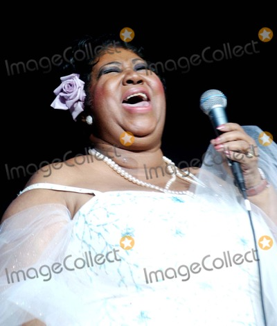 Aretha Franklin Photo - Sold Out Concert (2 Days). Radio City Music Hall, NYC. 03-21-2008 Photo by Ken Babolcsay-ipol-Globe Photos,, Inc. 2008 Aretha Franklin