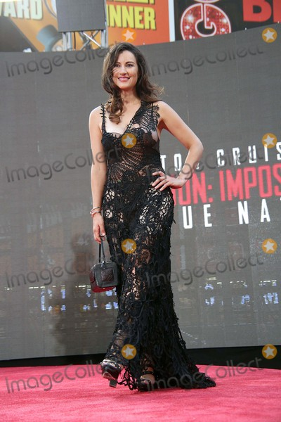 "America Olivo Photo - America Olivo attends the ""Mission Impossible:rogue Nation"" Us Premiere Times Square, NYC July 27, 2015 Photos by Sonia Moskowitz, Globe Photos Inc"