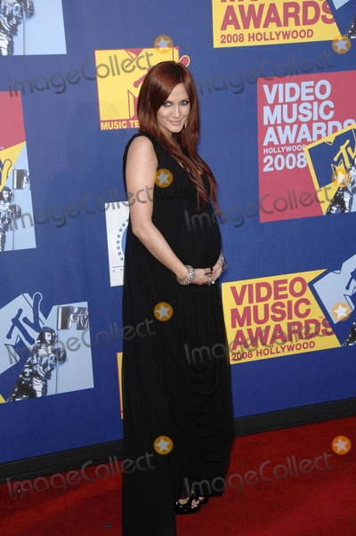 Ashlee Simpson, Ashlee Simpson Wentz, Ashlee Simpson-Wentz Photo - Ashlee Simpson-wentz During the 2008 Mtv Video Music Awards, Held at the Paramount Pictures Studio Lot, on September 7, 2008, in Los Angeles. Photo: Michael Germana - Globe Photos