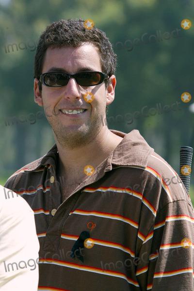 Adam Sandler Photo - Adam Sandler Actor Afi Golf Classic 2003 Riviera Country Club, Los Angeles, USA 22/09/2003 Lag25083 Credit: Allstar/Globe Photos, Inc.