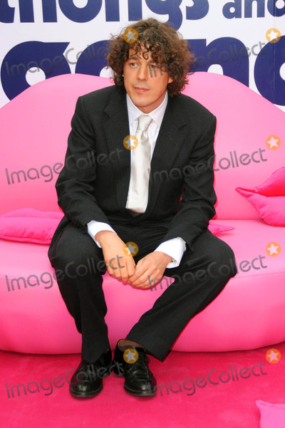 """Alan Davies, Leicester Square Photo - Alan Davies """" Angus, Thongs and Perfect Snogging """" Premiere Arrivals at Empire Leicester Square in London 07-16-2008 Photo by Henry Davenport-richfoto-Globe Photos, Inc."""