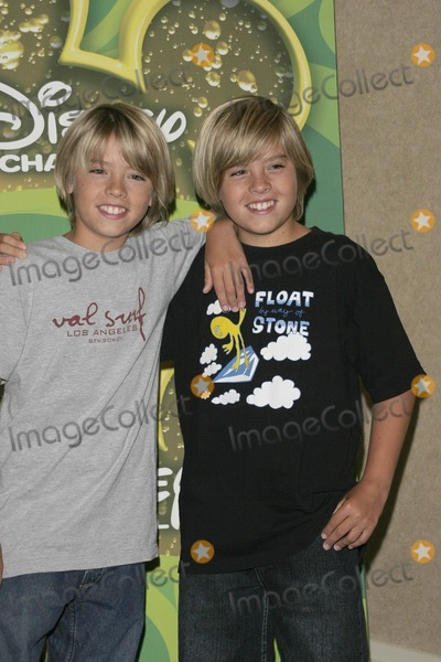 Photos and pictures cole sprouse and dylan sprouse disney photos and pictures cole sprouse and dylan sprouse disney channel stars meet the press renaissance hollywood hotel hollywood ca 07 06 2005 photo m4hsunfo