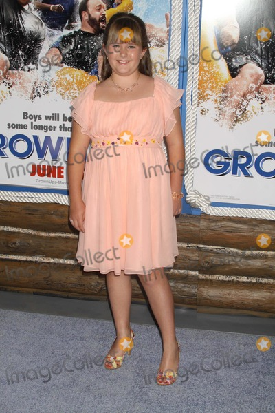 ADA-NICOLE SANGER Photo - Ada Nicole Sanger at NY Premiere Of''grown Ups'' at Ziegfeld Theatre, NYC. 06-23-2010 Photo by John Barrett/Globe Photos, Inc.2010