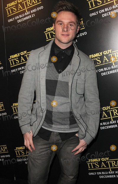 """Blake Lewis Photo - Dvd Launch of Family Guy: Its a Trap"""" at Supperclub in Hollywood, CA 11/14/10 Photo by James Diddick-Globe Photos @ 2010 Blake Lewis"""