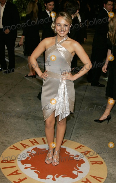 Hayden Panettiere Photo - Hayden Panettiere Actress K51945 79th Annual Academy - Oscar Awards Vanity Fair Party at Morton's , Los Angeles CA. 02-25-2007 Photo by Graham Whitby-allstar-Globe Photos, Inc.
