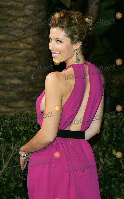 Jessica Biel Photo - Jessica Biel Actress K51945 79th Annual Academy - Oscar Awards Vanity Fair Party at Morton's , Los Angeles CA. 02-25-2007 Photo by Graham Whitby-allstar-Globe Photos, Inc.