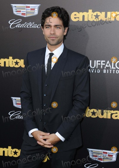 """Adrien Grenier Photo - Adrien Grenier attending the Los Angeles Premiere of """"Entourage"""" Held at the Regency Village Theater in Westwood, California on June 1, 2015 Photo by: D. Long- Globe Photos Inc."""