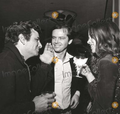 Jack Nicholson, Michelle Phillips, Peter Falk, Michele Phillips Photo - Peter Falk, Jack Nicholson, Michelle Phillips Photo: Nate Cutler/Globe Photos Inc