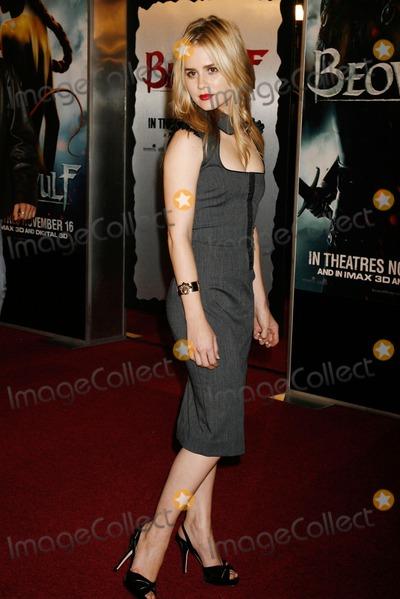 "Alison Lohman Photo - ""Beowulf"" Los Angeles Premiere Westwood Village Theatre, Westwood, CA 11-05-2007 Alison Lohman Photo: Clinton H. Wallace-photomundo-Globe Photos Inc"