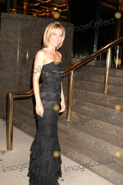 Amelia Henry, Amy Henry Photo - Guests Leaving the Apprentice After Party at Trump Tower, New York City 04/15/2004 Photo by Rick Mackler/rangefinders/Globe Photos Inc 2004 Amelia Henry (Amy Henry)