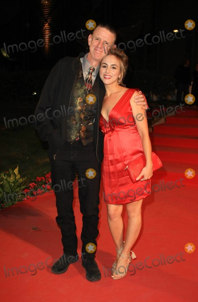 "Alex Cox, Jaclyn Jonet Photo - Alex Cox, Jaclyn Jonet Director & Actress ""Repo Chick"" Premiere 66th Venice Film Festival in Venice, Italy 09-08-2009 Photo by Graham Whitby Boot-allstar-Globe Photos, Inc."