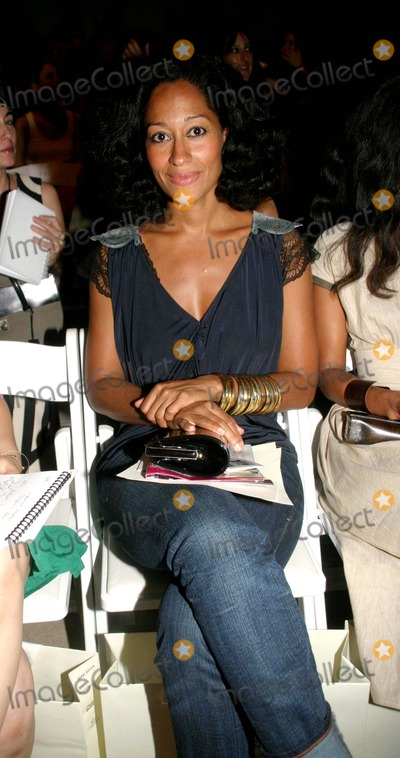 Tracee Ellis Ross, Tracee Ross Photo - Olympus Fashion Week 2007 Spring Collection of Sass & Bide ( Celebrities ) at the Promenade, New York City 09-09-2006 Photo: Barry Talesnick-ipol-Globe Photos Inc. 2006 Tracee Ellis Ross