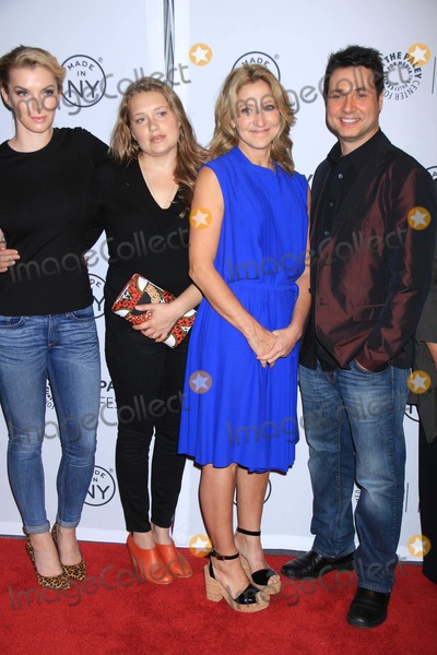 Adam Ferrara, Betty Gilpin, Edie Falco, Merritt Wever Photo - Betty Gilpin,merritt Wever,edie Falco Adam Ferrara, at Paleyfest:made in Ny''nurse Jackie'' at the Paley Center For Media 10-6-2013 Photo by John Barrett/Globe Photos