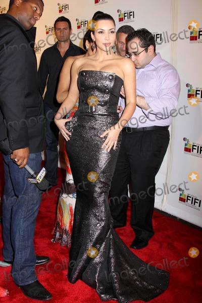 Kim Kardashian Photo - The Fragrance Foundation Presents the 2010 Fifi Awards and Celebration the Downtown Armory, NYC 06-10-2010 Photos by Sonia Moskowitz, Globe Photos Inc 2010 Kim Kardashian