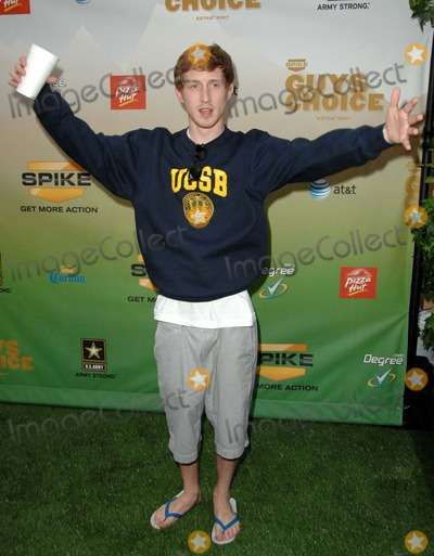 """Asher Roth Photo - Asher Roth attends the Spike Tv's Third Annual """" Guys Choice"""" Held at Sony Studios in Culver City, California on May 30, 2009 Photo by: David Longendyke-Globe Photos Inc. 2009"""