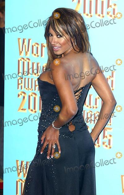 "Tracy Bingham, Traci Bingham Photo - 001568 ""World Music Awards 2005""-kodak Theatre, Hollywood, Los Angeles, USA 08-31-2005 Photo by Mark Chilton-globelinkuk-Globe Photos Traci Bingham"