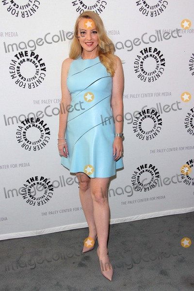 "Wendi McLendon Covey, Wendi McLendon-Covey, Wendy McLendon-Covey Photo - Wendi Mclendon-covey attends the Paley Center For Media Presentation of the Goldbergs: Your Tv Trip to the 1980s"" at the Paley Center For Media on April 28th, 2014 Beverly Hills ,california,usa.photo:tleopold/ /Globephotos"