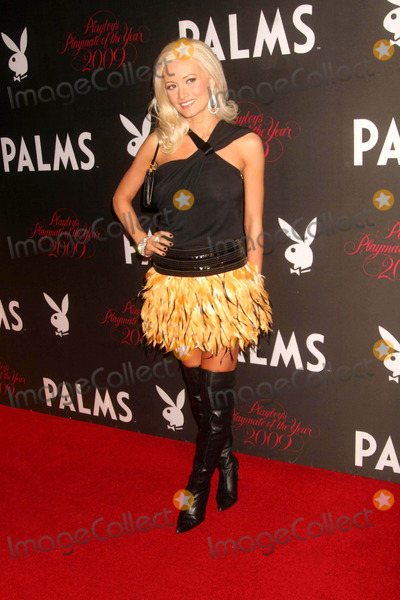 Holly Madison, Hollies, Playboy Magazine Photo - Playboy Magazine Names It's 2009 Playmate of the Year at the Palms Resort and Casino, Las Vegas, NV 05-02-2009 Photo by Ed Geller-Globe Photos Holly Madison
