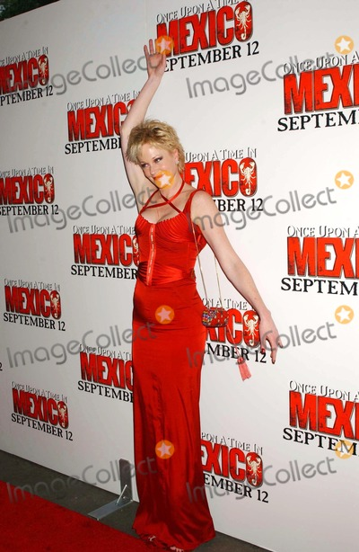 "Melanie Griffith, Melanie Griffiths Photo - /7/03 Loews Lincoln Square, NYC ""Once Upon a Time in Mexico"" Premiere. Photo by Ken Babolcsay/ipol/Globe Photos, Inc. I7942kba Melanie Griffith"
