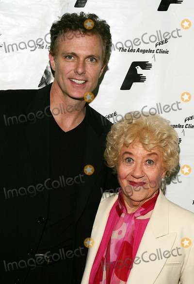 Cassidy, Cassidy Rae, Patrick Cassidy, Charlotte Rae Photo - Laughing Matters Luncheon to Raise Money and Laughs For the Los Angeles Free Clinic, at the Beverly Hills Hotel , Beverly Hills CA 5-11-2005 Photo by: Jaimie Rodriguez-Globe Photos, Inc 2005 Patrick Cassidy and Charlotte Rae