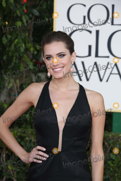 Allison Williams, Foreigner Photo - Actress Allison Williams Arrives at the 70th Annual Golden Globe Awards Presented by the Hollywood Foreign Press Association, Hfpa, at Hotel Beverly Hilton in Beverly Hills, USA, on 13 January 2013. Photo: Alec Michael Photos by Alec Michael-Globe Photos Inc.